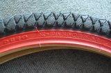 Roter Fahrrad-Gummireifen für MTB BMX