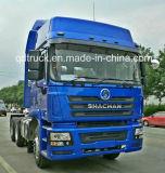 새로운 상태 6X4 SHACMAN 트랙터 토우