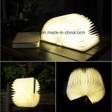 USB Charging Flip Folded LED Book Light para leitura