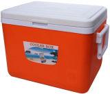 Портативная пластичная коробка хранения охладителя для напольного