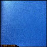 Kleur die het Synthetische Leer van Pu voor Notitieboekje hx-0724 ruilen