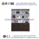 Деревянная офисная мебель шкафа хранения опиловки офиса (BC-008#)