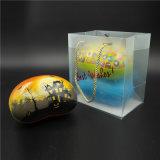 Caixa do Tinplate da impressão de Halloween/recipiente do estanho (B001-V23)