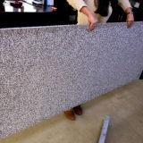 Los paneles de aluminio de la espuma de la célula cerrada con los orificios perforados