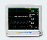 Monitor de paciente de múltiples parámetros de la exhibición grande de la pantalla de 12.1 pulgadas Ysd16b