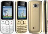 Nokie C201のオリジナルのための安く新しい電話はロック解除した