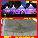 Tenda trasparente del Gazebo dell'alto picco della tenda libera per l'ospite di Seater delle 30 genti