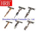 Terminales automotoras del conector de la aleación de cobre
