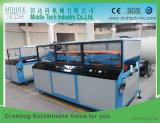 Le plastique en bois (WPC) compose des machines d'extrudeuse de profil de porte/Decking