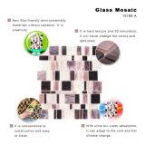 Mosaico de vidrio de grado superior de la pared de cocina