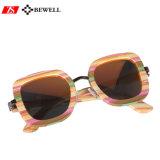 Madame colorée Bamboo Frame Sunglasses