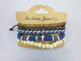 Moda Acessórios Homens Pulseira Handmade, Moda Man Cool Bracelet