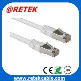 FTP Computador cabo de rede CAT6 com conectores RJ45 blindado