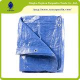 Topbon дешевые переработанных материалов для печати цвета PE тент Top284