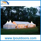 шатер свадебного банкета 10X30m с шатёр Pagoda 5X5m