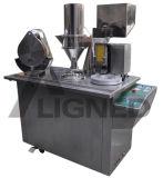Газовую полуавтоматическая капсула заполнения машины (СПГ)