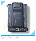 Logik-Controller des Input 12PT100 PLC-Controller-T-906 Modbus RTU/TCP