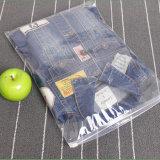 Shirt-Verpackungs-Reißverschluss-Verschluss-Art-Raum-Reißverschluss-Kunststoffgehäuse-Beutel