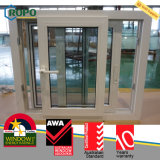 PVC australiano Windows vitrificado dobro e portas do padrão