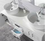 Meubles de salle de bain en bois massif Meubles de toilette / de salle de bain / armoire de toilette (T9011)