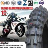Chine 11 ans d'usine d'alimentation de haute qualité Haut pneu moto et Tube de hors route