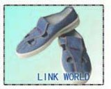 ESD 진 단화 (LH-121-2), Linkworld 정전기 방지 일 단화