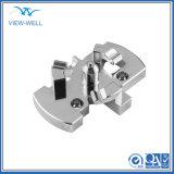Peça sobresselente fazendo à máquina feito-à-medida do metal de folha do CNC para o avião