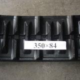 Piste en caoutchouc (350X84) pour l'excavatrice de Kubota