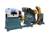 NC 자동 귀환 제어 장치 지류를 가진 자동화 기계 직선기 및 압박 선에 있는 Uncoiler 사용