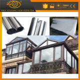 Pellicola solare della costruzione commerciale rifiutata calore di protezione di segretezza