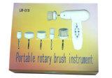5 en 1 producto de limpieza de discos facial eléctrico limpio profundo del depurador del cepillo