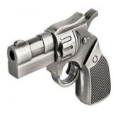 Creative Hot-Selling Gun Metal unidad Flash USB para regalo