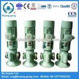 Pompe de vis 2he4200-128 jumelle verticale marine