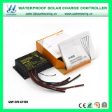 10A Waterproof o controlador sem fio esperto da bateria solar de luz de rua com excitador do diodo emissor de luz (QW-SR-DH50)