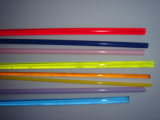 Luftblase Acrylrod, Acrylstock