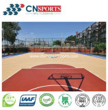 Vloeren van de Hof van het Basketbal van de Absorptie van de schok het Binnen/Openlucht