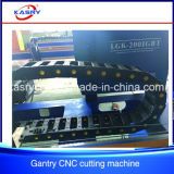 Автоматический автомат для резки плазмы CNC Gantry стальной плиты металлического листа