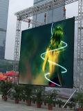 Alto schermo di visualizzazione esterno del LED dell'affitto di Perfermance P6