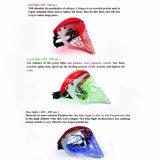 Máscara ligera del removedor del acné del fotón de la piel de la terapia de 3 Clolr LED