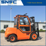 Snsc Diesel Fd30 Forklift with Heater Cab