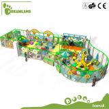 Reprodução suave de Interior grossista Kid utilizados equipamentos de playground coberto para venda