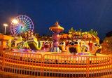 Emocionante Parque de Atracciones Indoor/Outdoor Artículos Crazy Dance atracciones para la venta