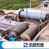 Ligne de traitement du minerai de fer