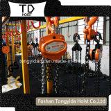 Toyo 일본 최신 판매 5 톤 사슬 블럭