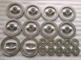 CNC die de Professionele Vorm van de Delen van het Metaal van de Precisie met de Verwerkende industrie Van uitstekende kwaliteit machinaal bewerken