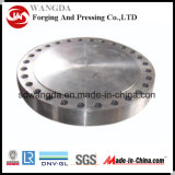 Flange cega forjada de aço de carbono ASME/ANSI