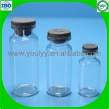 Botella de vidrio médicos