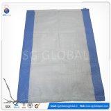Мешок Китая напечатанный 25kg сплетенный PP для упаковывая хлопья и зерна