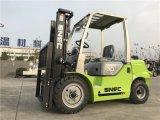 中国の工場フォークリフトの価格3ton 5m持ち上がる容量