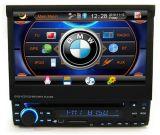 1 DIN Lecteur DVD de voiture GPS construire en Navigaiton SD Bluetooth USB iPod
